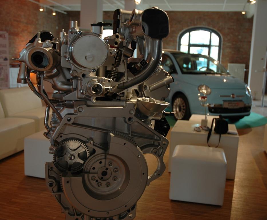 MultiJet, MultiAir, TwinAir: Fiat setzt damit Akzente.