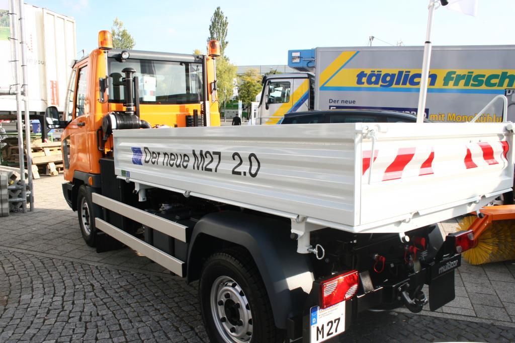 Multicar M 27 2.0.