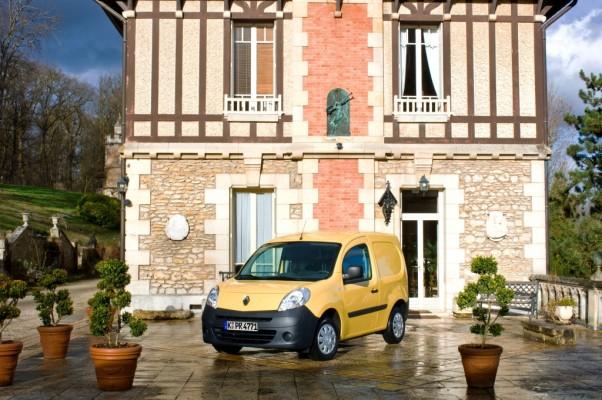 Neue Dieselmotoren für den Renault Kangoo Rapid