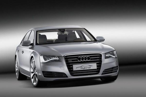 Neuer Audi A6 startet 2011 mit Hybrid