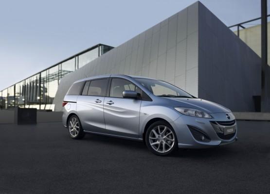 Neuer Mazda 5 kommt am 16. Oktober nach Deutschland