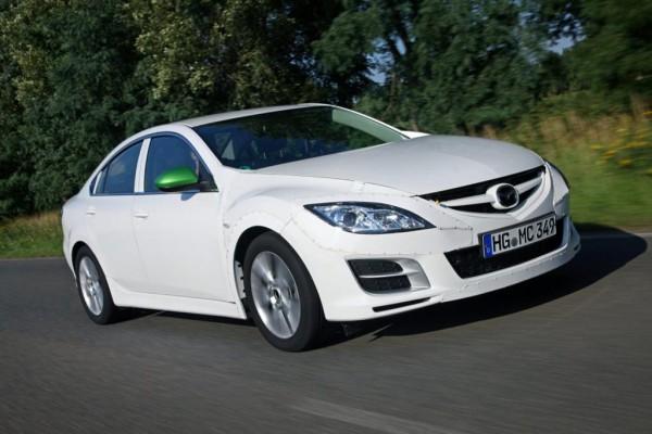 Neuer Mazda 6: Weiße Weste dank Sky-Motoren