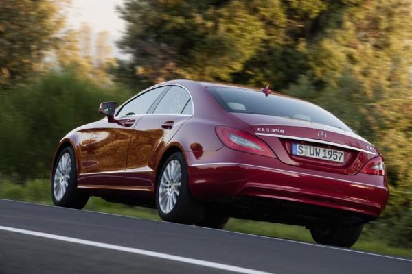 Neuer Mercedes-Benz CLS kommt im Januar