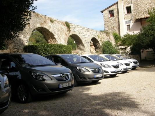 Opel Meriva 1.7 CDTI Ecotec: Flexibler Minivan und Klassenprimus