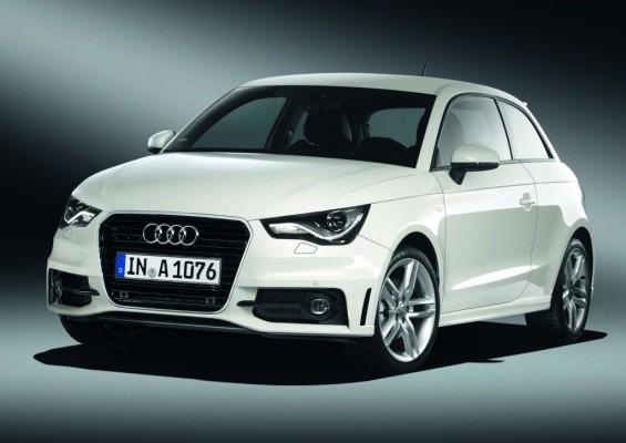 Paris 2010: Audi A1 - Neuer Topmotor für den Kleinen