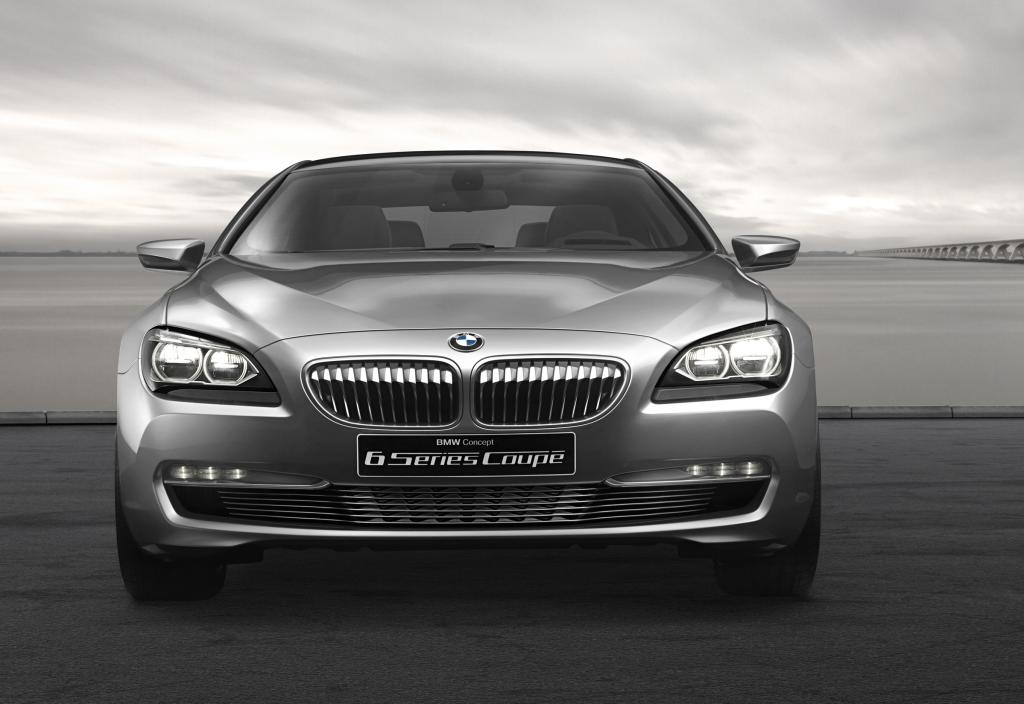 Paris 2010: BMW mit einem Strauß voller Neuheiten