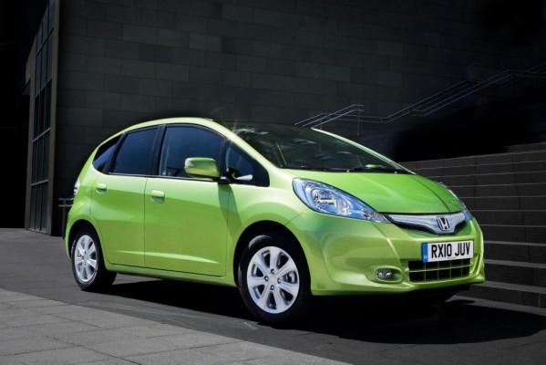 Paris 2010: Honda Jazz Hybrid verbraucht 4,4 Liter