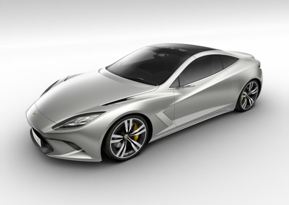 Paris 2010: Lotus Elite leistet 620 PS