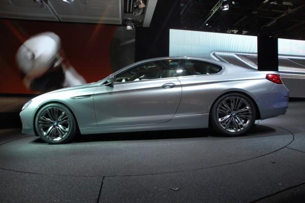 Paris 2010 - Oberklasse: Audi, BMW, Hyundai, Infiniti