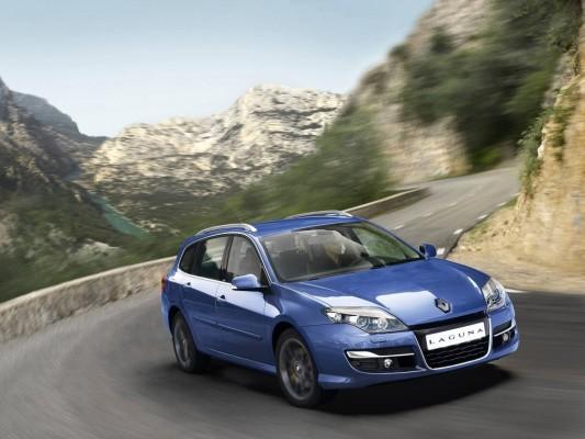 Paris 2010: Renault zeigt überarbeitet Laguna