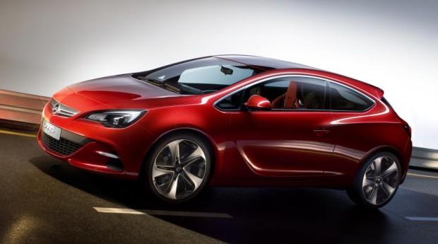 Paris 2010: Studie Opel GTC Paris als bezahlbares Traumauto