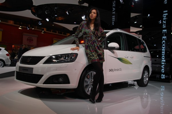 Paris 2010 - Van, SUV & Studien: Peugeot, Opel, Hyundai, Rover, Seat