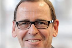 Peter Tyroller - Bosch-Geschäftsführer und Präsident des europäischen Zuliefererverband Clepa