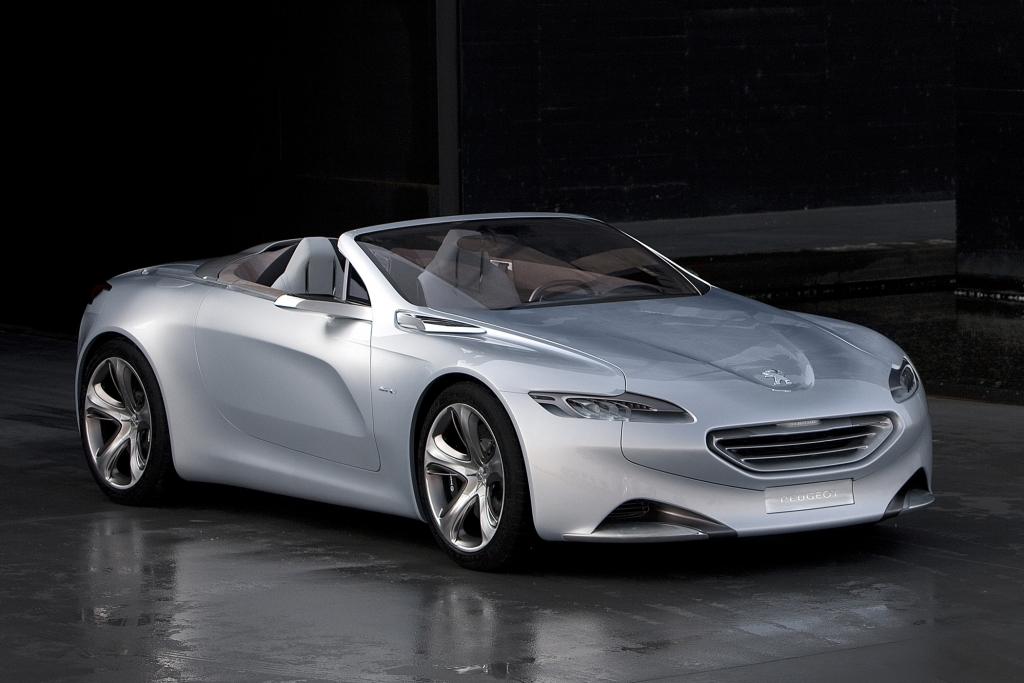 Peugeot Design - Ploue und Vidal schaffen die Wende