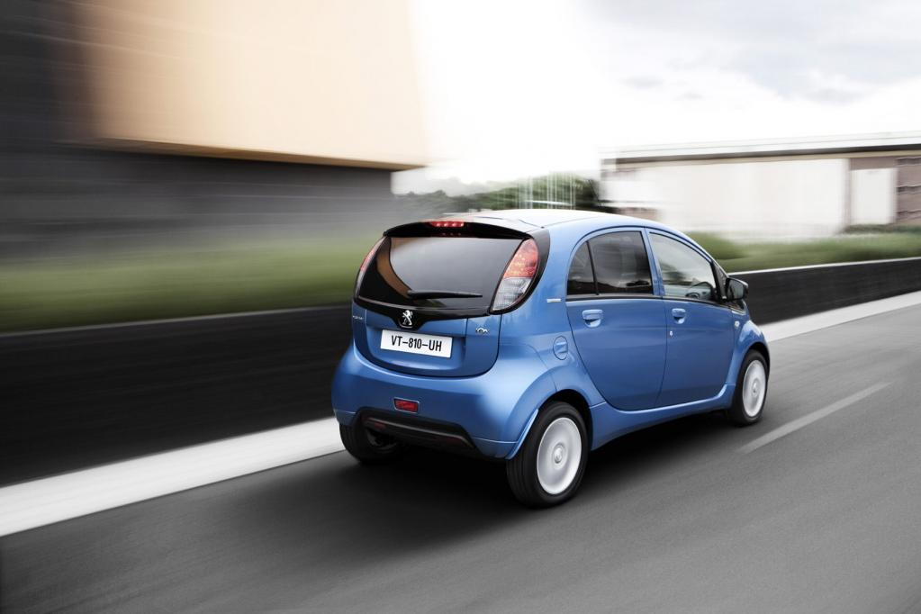Peugeot Ion: AC/DC im Kleinwagenformat
