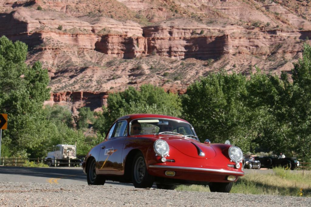 Porsche 356B Super 90 GT von 1960