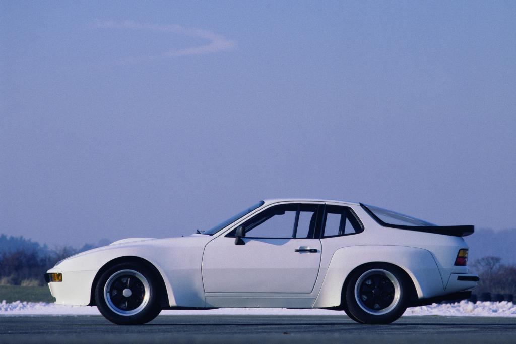 Porsche 924 Carrera GTS, 1981