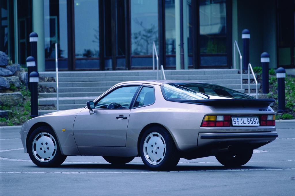 Porsche 944 S, 1987