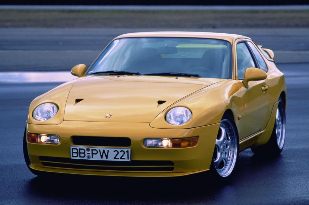 Porsche 968 Turbo S, 1993
