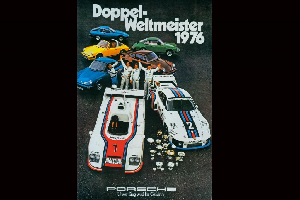 Porsche Programm 924, 1975