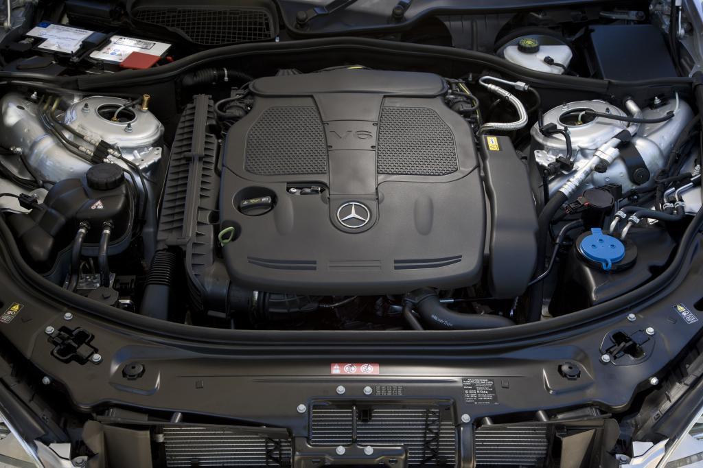 Pressepräsentation Mercedes-Benz S 350 Blue Efficiency: Nur Hintergrundrauschen