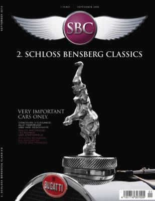 """Programm-Magazin zum Automobilevent """"Schloss Bensberg Classics"""" erschienen"""