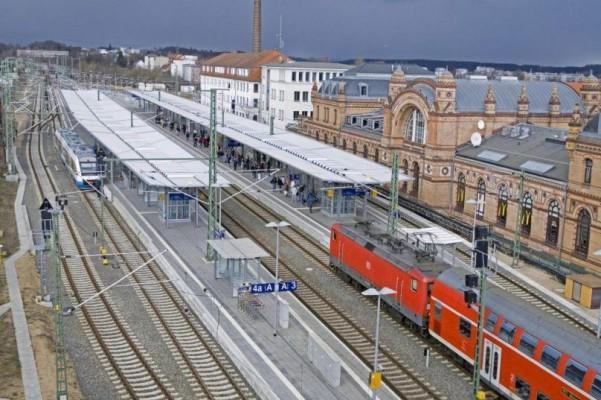 Ramsauer: Bahnhöfe sind Aushängeschilder