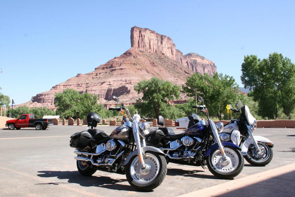 Reisetipp Motorrad: Als Easy Rider durch die USA