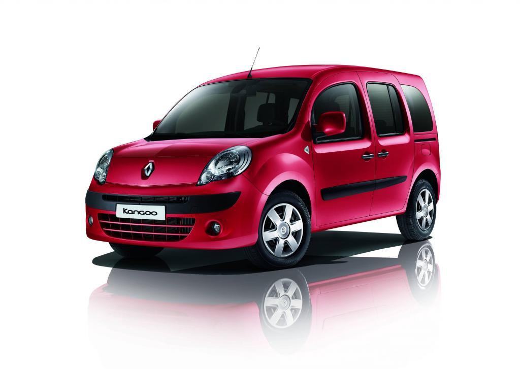 Renault Kangoo ''Je t'aime'' bietet 4760 Euro Preisvorteil