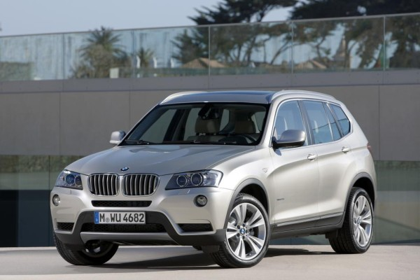 Runderneuert in Paris - BMW X3