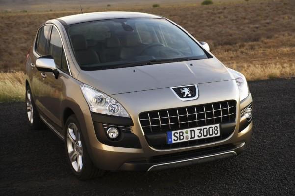 Sauberere Motoren und mehr Ausstattung - Peugeot 3008