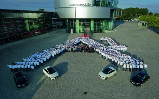 So viele Auszubildende bei Audi wie noch nie