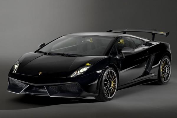 Sonderserie des Lamborghini Gallardo
