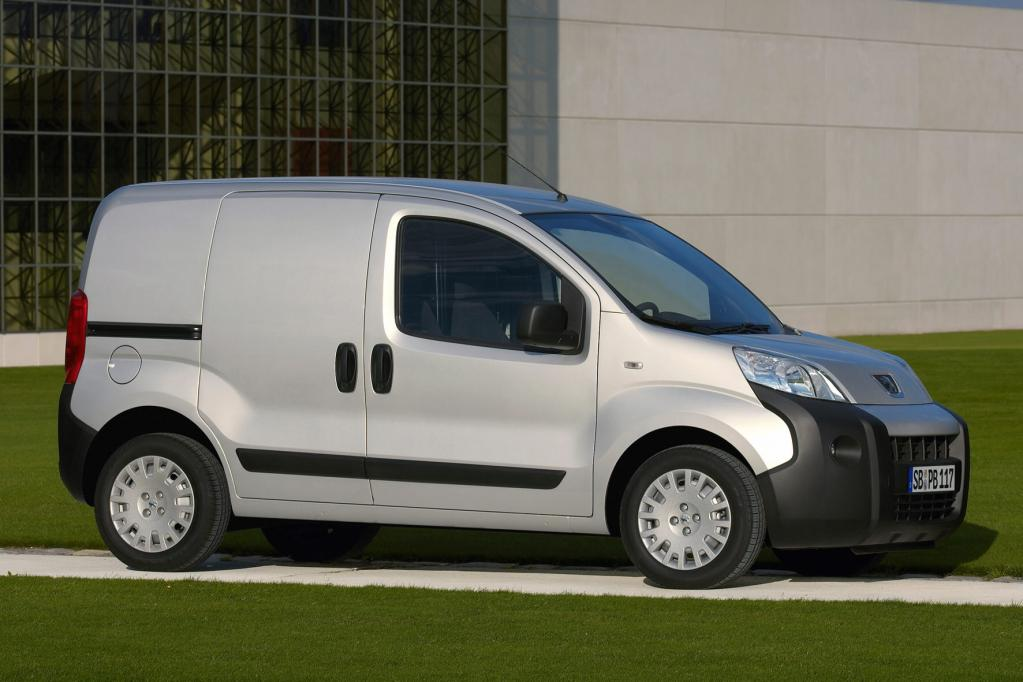 Start-Stopp für den Peugeot Bipper