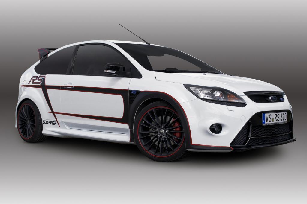 Stoffler Autotechnik tunt den Ford Focus RS auf 268 kW/365 PS.