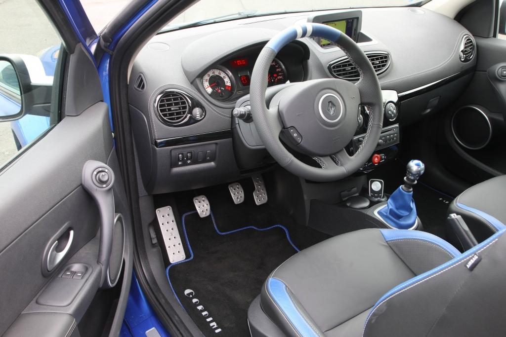 Test: Clio Renault Sport R.S. Cup - Träger der Fackel