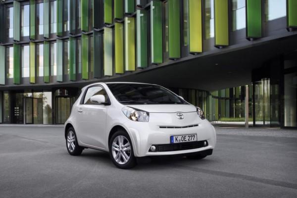 Toyota plant kleinere Hybride - Alternative Antriebe