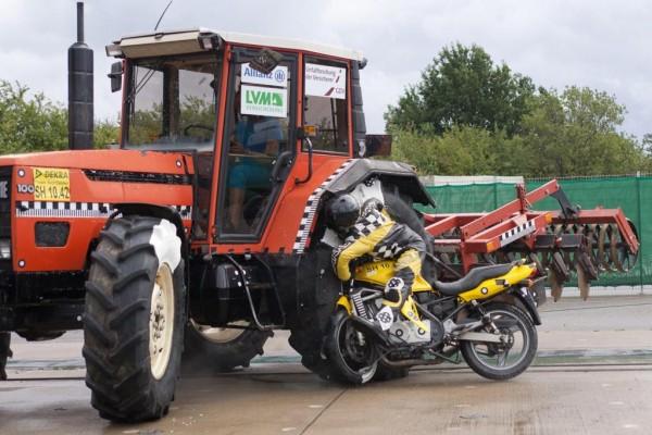 Unfälle mit Traktoren: Selten aber folgenschwer