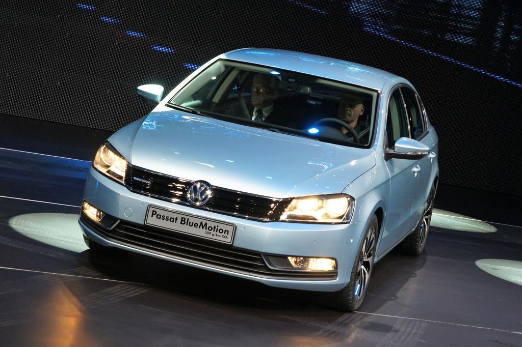VW Passat - Im neuen Niedersachsen-Stil