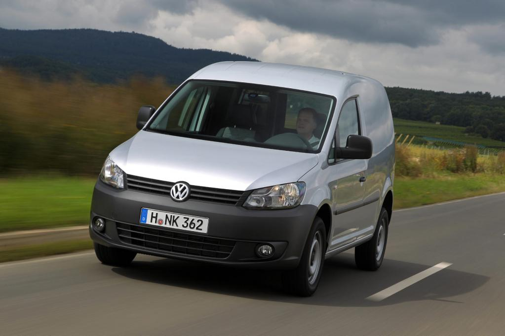 VW plant kleinen Transporter