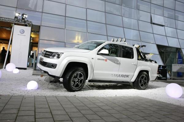 Volkswagen Amarok gewinnt ''International Pickup Award''