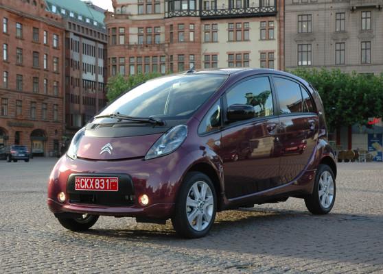 Voll elektrisch: Erste Ausfahrt im neuen Citroën-City-Stromer C-Zero