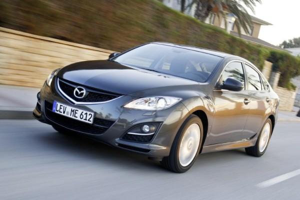 Zweimillionster Mazda6 rollt von den Bändern