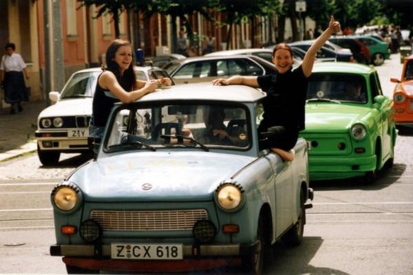 2011 wieder Internationales Trabant-Fahrer-Treffen