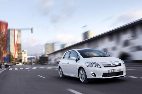 ADAC-Eco-Test: Toyota Auris Hybrid neuer Spitzenreiter