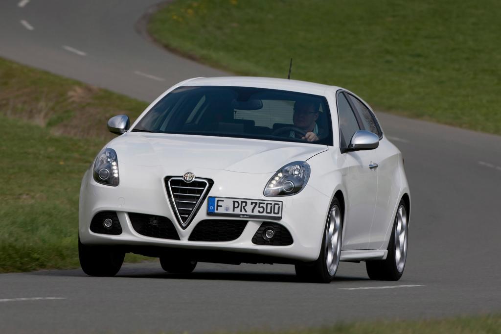 Alfa Rome oGiulietta 2010