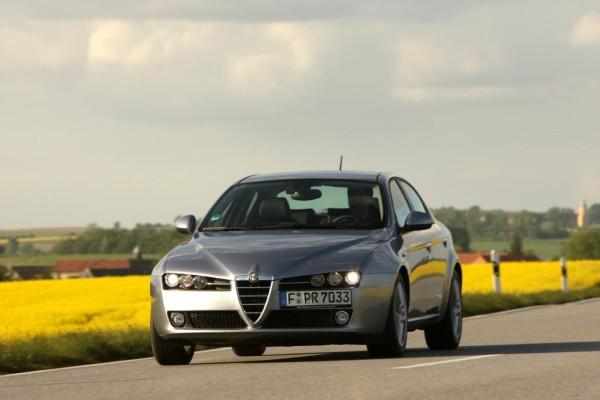 Alfa Romeo 159 - Ein Neuer für zwei Alte