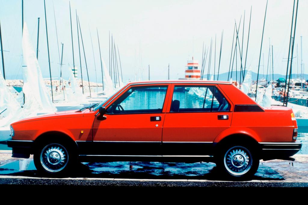Alfa Romeo Giulietta 1983 bis 1985