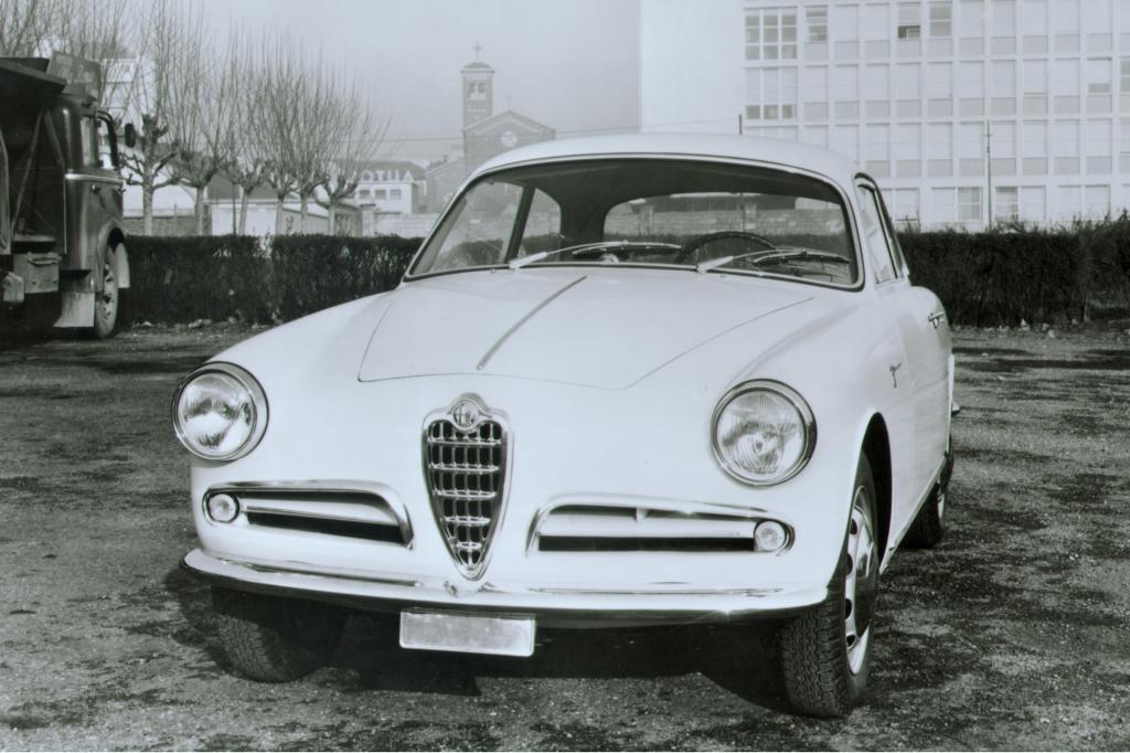 Alfa Romeo Giulietta Sprint Veloce 1956 bis 1962