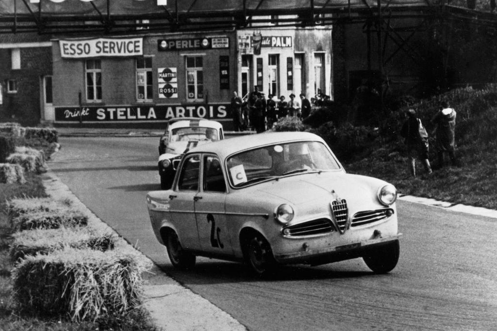 Alfa Romeo Giulietta TI 1961